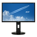 "Acer CB CB241H 24"" Full HD TN+Film Black Flat computer monitor"