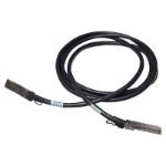 Hewlett Packard Enterprise X240 40G QSFP+/QSFP+ 3m 3m Black networking cable