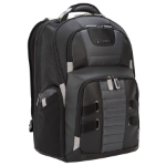 "Targus DrifterTrek notebook case 39.6 cm (15.6"") Backpack Black,Grey"