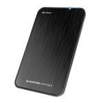 "Sharkoon QuickStore Portable USB 3.1 HDD/SSD enclosure 2.5"" Black"