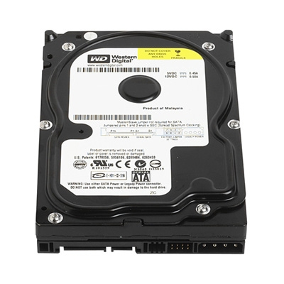 "Western Digital Caviar Blue 320GB 3.5"" Serial ATA II"