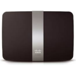Linksys EA6300 wireless router Dual-band (2.4 GHz / 5 GHz) Gigabit Ethernet Black