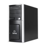 Wortmann AG TERRA SERVER 3030 G3 (SILENT) 3GHz Tower E3-1220 v6 Intel® Xeon® E3 v6 650W