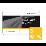 Reiner SCT timeCard Chipkarten 5 (DES)