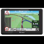 "Cobra C6500 Car Handheld/Fixed 5"" LCD Touchscreen Black"