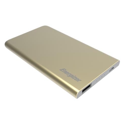 Energizer UE4002 Lithium Polymer (LiPo) 4000mAh Gold power bank