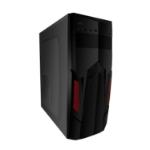 Computadora CPU GAMING AMD A4, TARJETA MADRE ASUS A68HM-PLUS, RAM 8GB, DISCO DURO 2TB, GABINETE 3Z22 ROJO dir