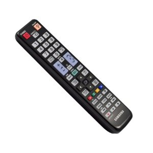 Samsung AA59-00445A IR Wireless press buttons Black remote control