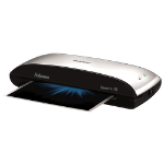Fellowes Spectra 95 Hot laminator 304 mm/min Black,Silver