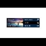 "LG 88BH7D Digital signage flat panel 88"" LED 2K Ultra HD Wi-Fi Black signage display"