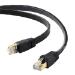 Edimax EA8-010SFA networking cable Black 1 m Cat8 U/FTP (STP)
