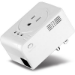 Trendnet Powerline 500 AV Nano Adapter Kit  - White (TPL-407E2K)