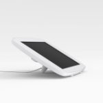 Bouncepad Lounge | Apple iPad Pro 3rd Gen 12.9 (2018) | White | Exposed Front Camera and Home Button |