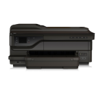 HP OfficeJet 7612 Thermal Inkjet A3 15ppm Wi-Fi