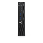 DELL OptiPlex 3050 3.4GHz i3-7100T Micro Tower 7th gen Intel® Core™ i3 Black Mini PC