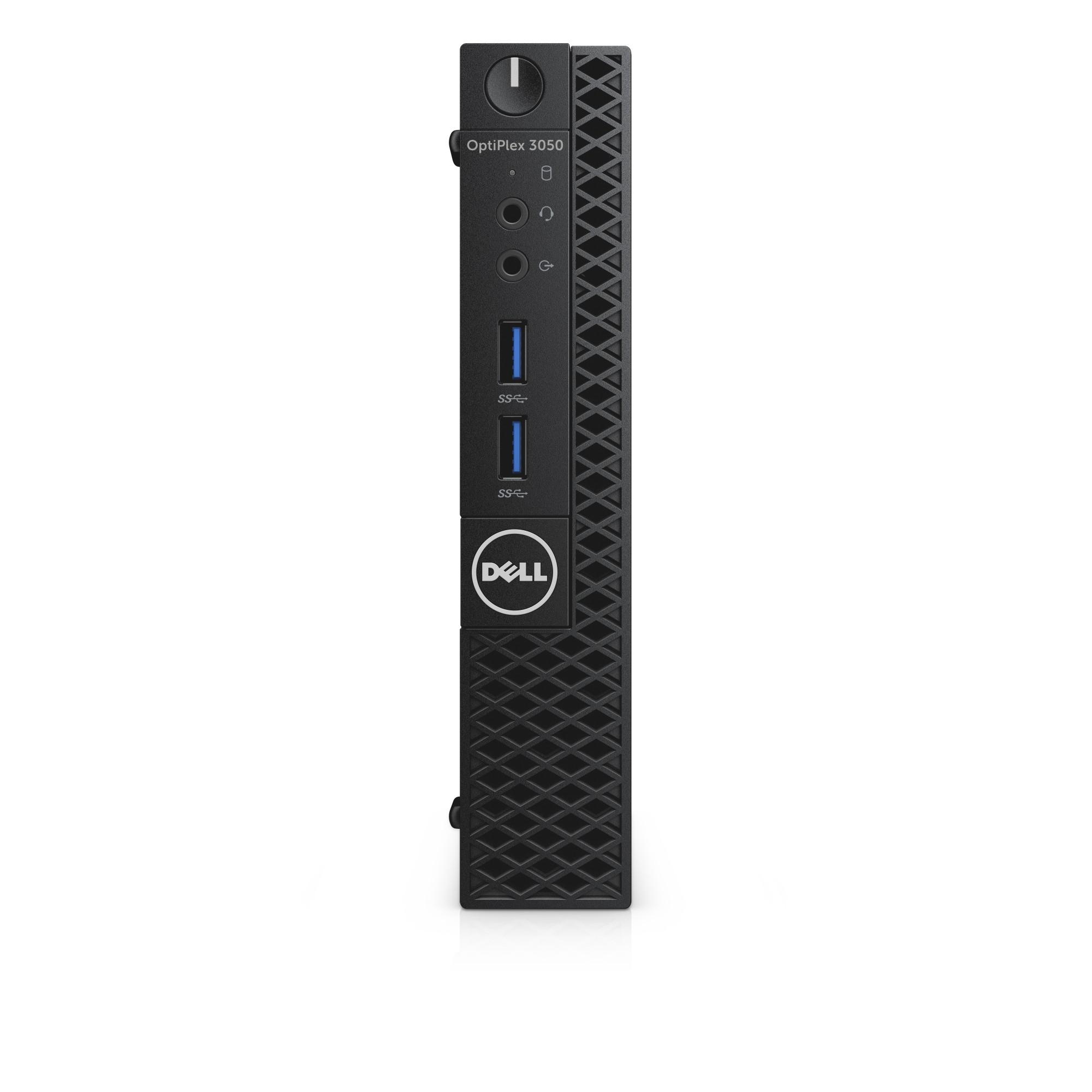 Dell Optiplex 3050 34ghz I3 7100t Micro Tower Black Mini Pc Ywjfv