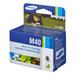 Samsung INK-M40/ELS (M40) Printhead black, 750 pages @ 4% coverage, 14ml