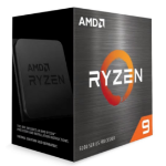 AMD-P AMD Ryzen 9 5900X Zen 3 CPU 12C/24T TDP 105W Boost Up to 4.8GHz Base 3.7GHz Total Cache 70MB No Cool
