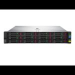 Hewlett Packard Enterprise StoreEasy 1660 Rack (2U) Zwart NAS