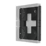Flexson FLXSAWX4WM1021 speaker mount Wall Metal Black