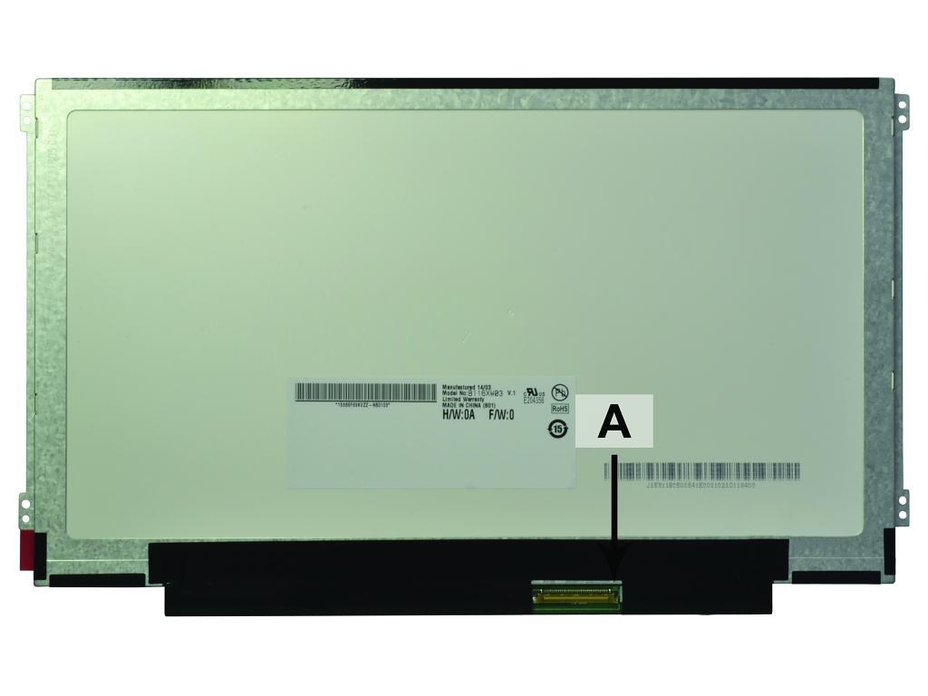 2-Power 11.6 WXGA HD 1366x768 LED Matte Screen - replaces LTN116AT06