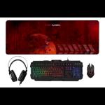 Mars Gaming MCPRGB kit multimedia