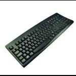 2-Power KEY1001DK USB Danish Black keyboard