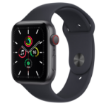 Apple Watch SE 44 mm OLED 4G Grey GPS (satellite)