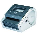 Brother QL-1060N Direct thermal 300 x 300DPI Grey,Metallic label printer