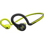 Plantronics BackBeat FIT Black,Green Intraaural Neck-band headphone