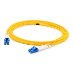 """AddOn Networks 12m, LC - LC fiber optic cable 472.4"""" (12 m) OS1 Yellow"""