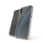 "ZAGG Victoria Space mobile phone case 14.7 cm (5.8"") Cover Blue,Transparent"