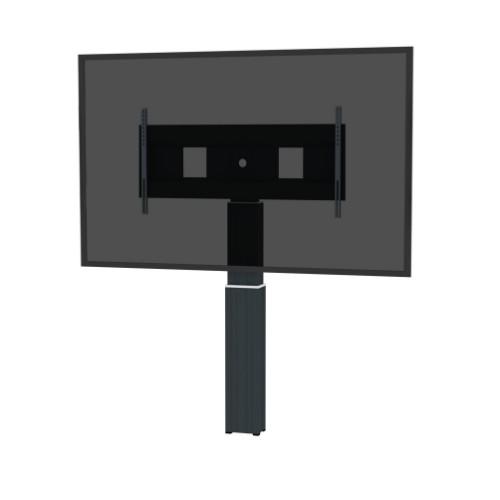 """Newstar PLASMA-W2500BLACKMS 2.54 m (100"""") Fixed flat panel floor stand Black"""
