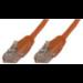 Microconnect 10m Cat5e UTP 10m Orange