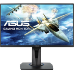 ASUS VG255H 24.5IN TN-FHD (1920X1080) 75Hz 16:9 2X HDMI D-SUB 2X 2W SPEAKERS RMS 3.5 AUDIO JACK TILT VESA 3 YEARS WARRANTY