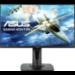 "ASUS VG255H LED display 62.2 cm (24.5"") Full HD Flat Matt Black"