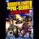 Aspyr Media Borderlands: The Pre-Sequel Season Pass Video game downloadable content (DLC) Mac/Linux Borderlands The Pre-Sequel