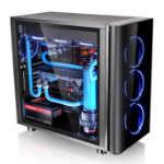 Thermaltake View 31 TG Midi-Tower Black computer case