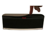 Spracht Blue Note + Chat Mono portable speaker Black 4.4 W