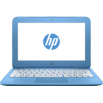 HP Stream 11-y000na X9W53EA#ABU Cel N3060 2GB 32GB 11.6IN BT CAM Win 10 Home Blue Refurb