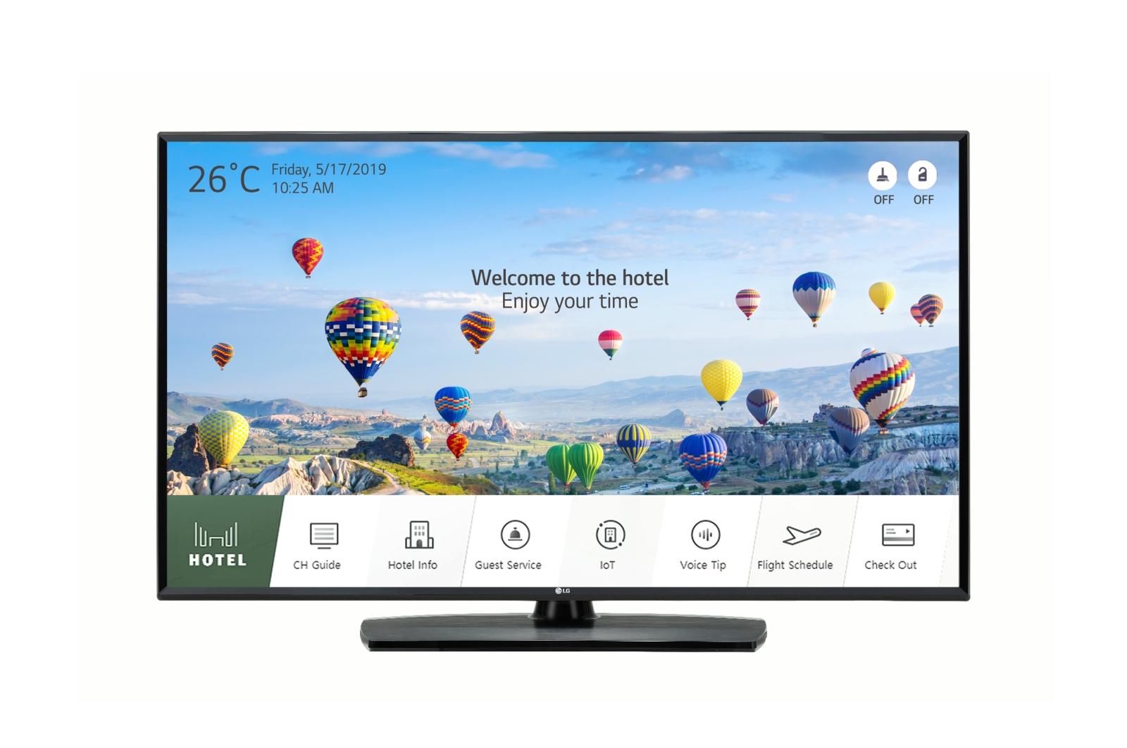 Commercial Tv - 55ut661h - 55in - 3840 X 2160 (uhd)