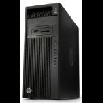 HP Z440 Intel® Xeon® E5 v4 E5-1620V4 32 GB DDR4-SDRAM 512 GB SSD Midi Tower Black Workstation Windows 7 Professional