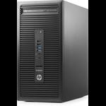 HP EliteDesk 705 G3 3.8GHz A12-9800 SFF Black PC