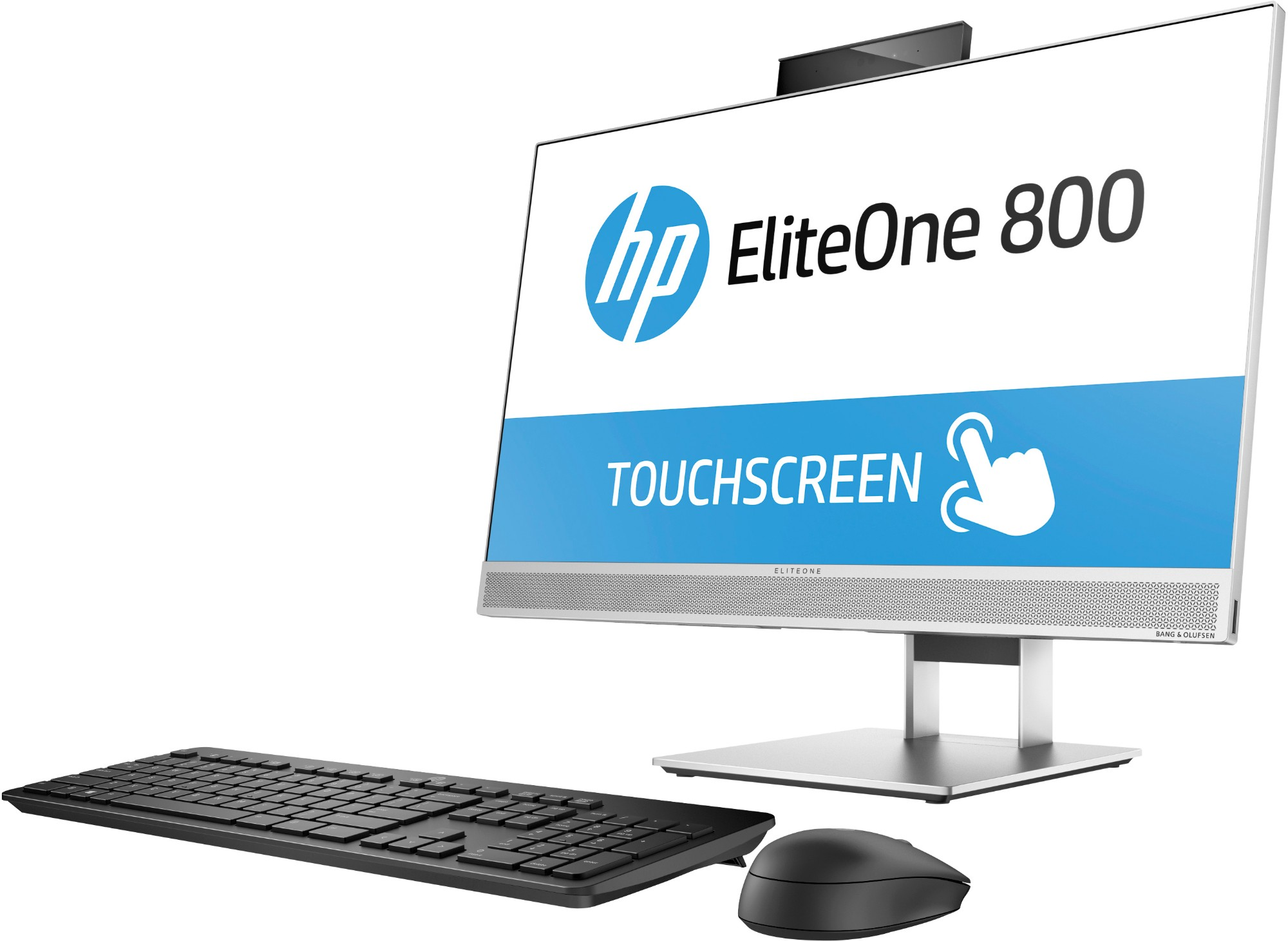 "HP EliteOne 800 G4 60.5 cm (23.8"") 1920 x 1080 pixels Touchscreen 3 GHz 8th gen Intel® Core™ i5 i5-8500 Silver All-in-One PC"