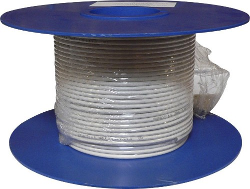 Maximum 32002 coaxial cable 100 m White