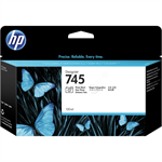 HP F9J98A (745) Ink cartridge bright black, 130ml