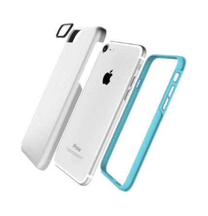 Jivo Technology Combo Tough mobile phone case 11.9 cm (4.7