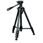 Manfrotto NGPH001 tripod Digital/film cameras 3 leg(s) Black