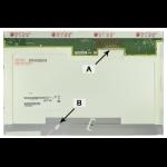 2-Power 17.1 WXGA+ 1440x900 CCFL1 Glossy Screen - replaces B170PW03 V.4