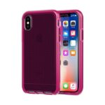 "Tech21 Evo Check mobile phone case 14.7 cm (5.8"") Cover Fuchsia"